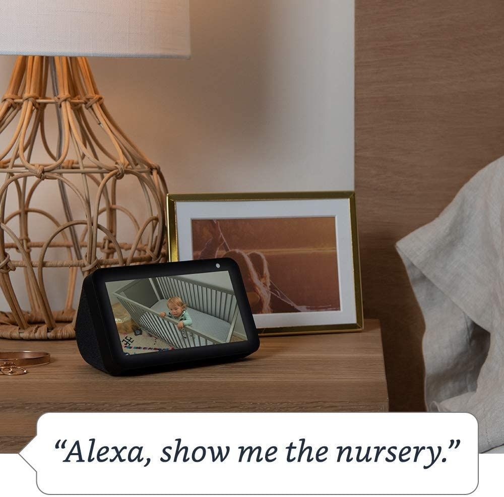 Amazon Echo Show 5 Smart Display With Alexa 1st Gen (4)