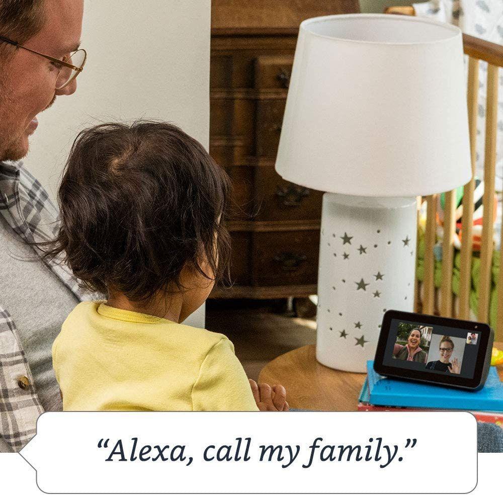 Amazon Echo Show 5 Smart Display With Alexa 1st Gen (5)