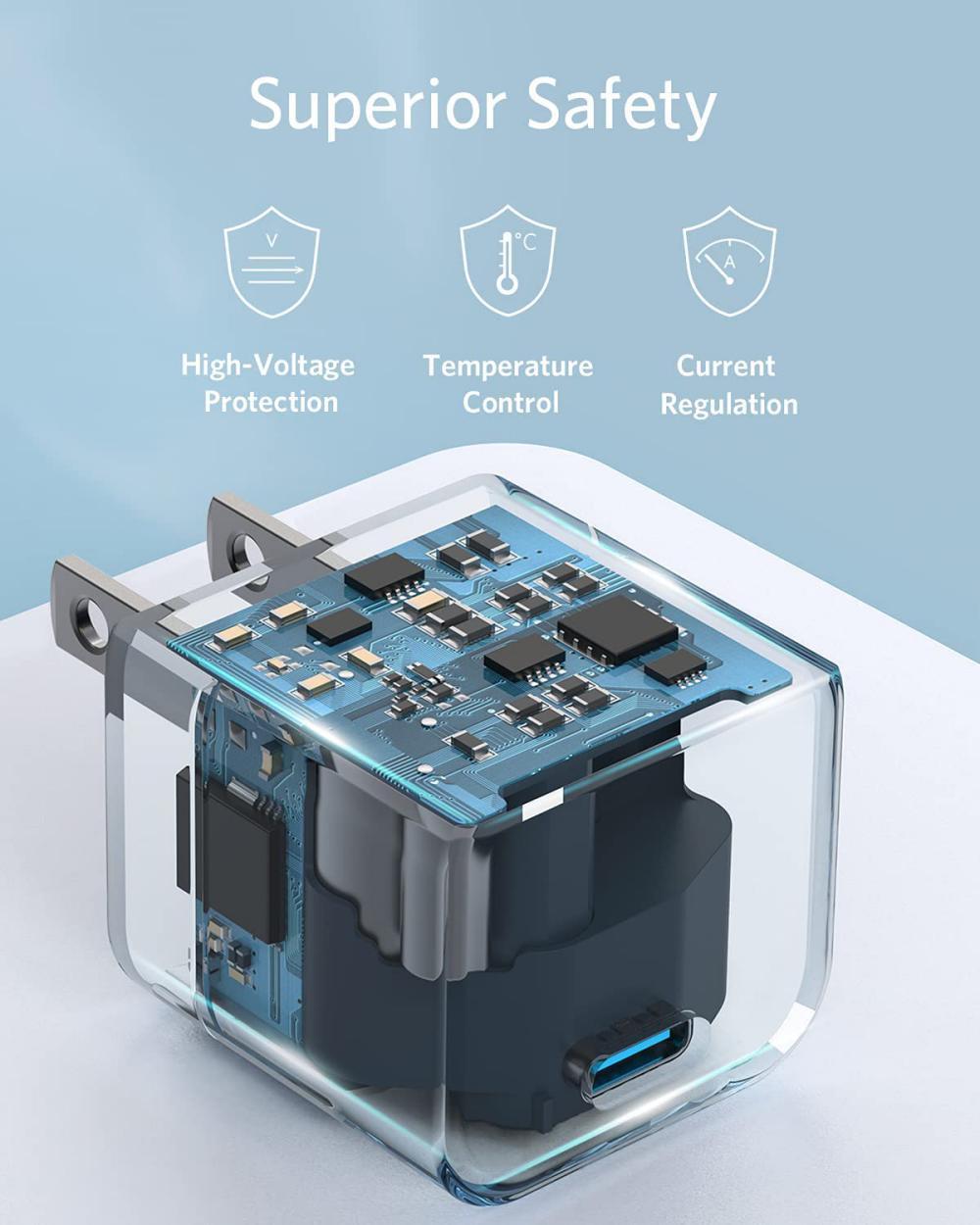 Anker Powerport Iii 20w Cube Usb C Adapter (6)