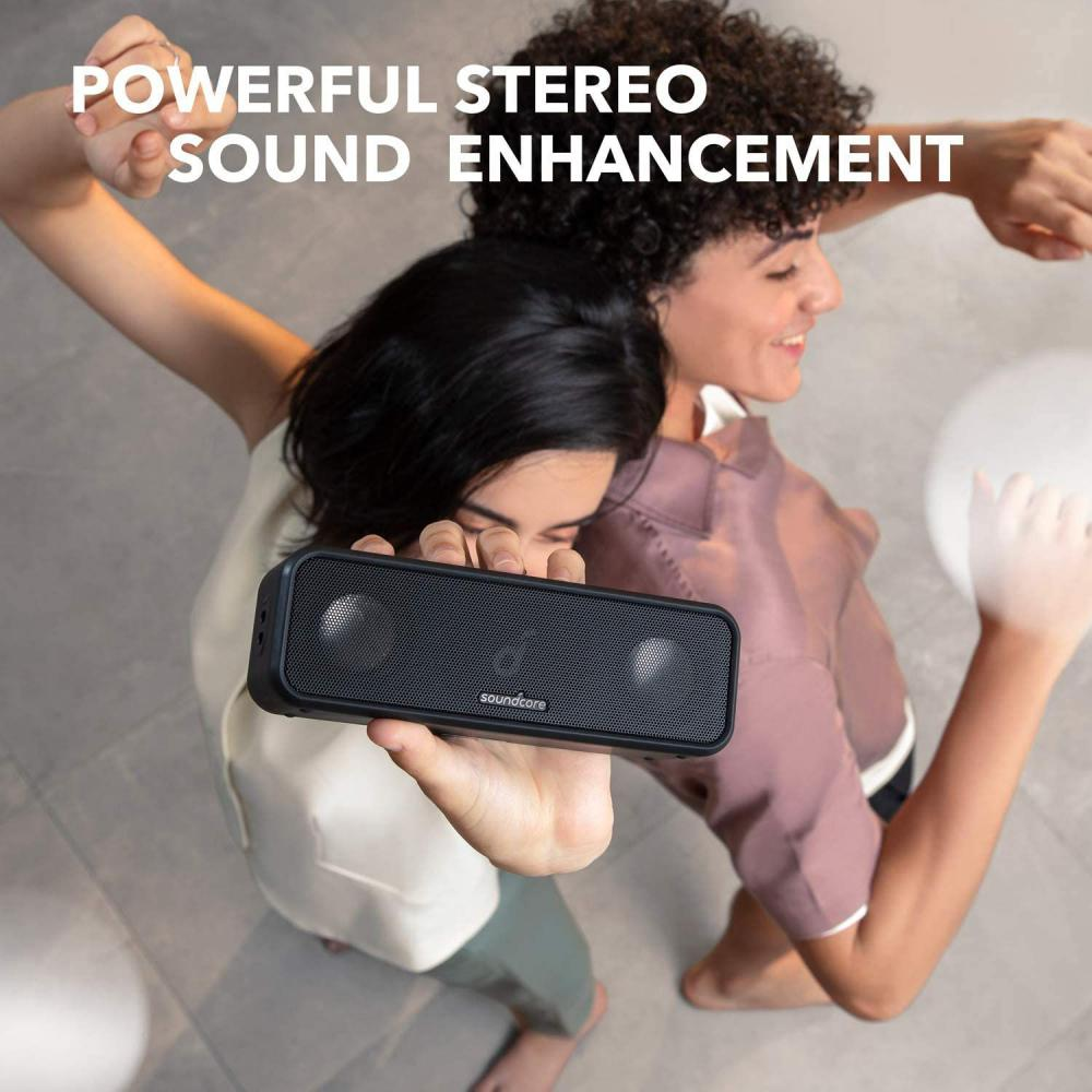 Anker Soundcore 3 Bluetooth Speaker With 16w Stereo Sound (4)