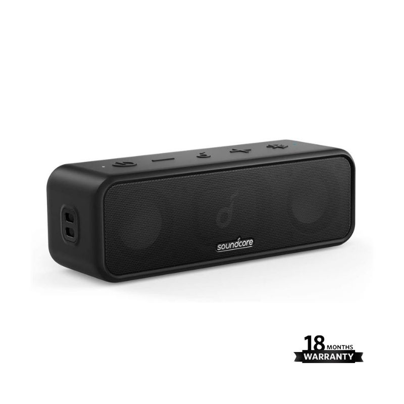 Anker Soundcore 3 Bluetooth Speaker With 16w Stereo Sound