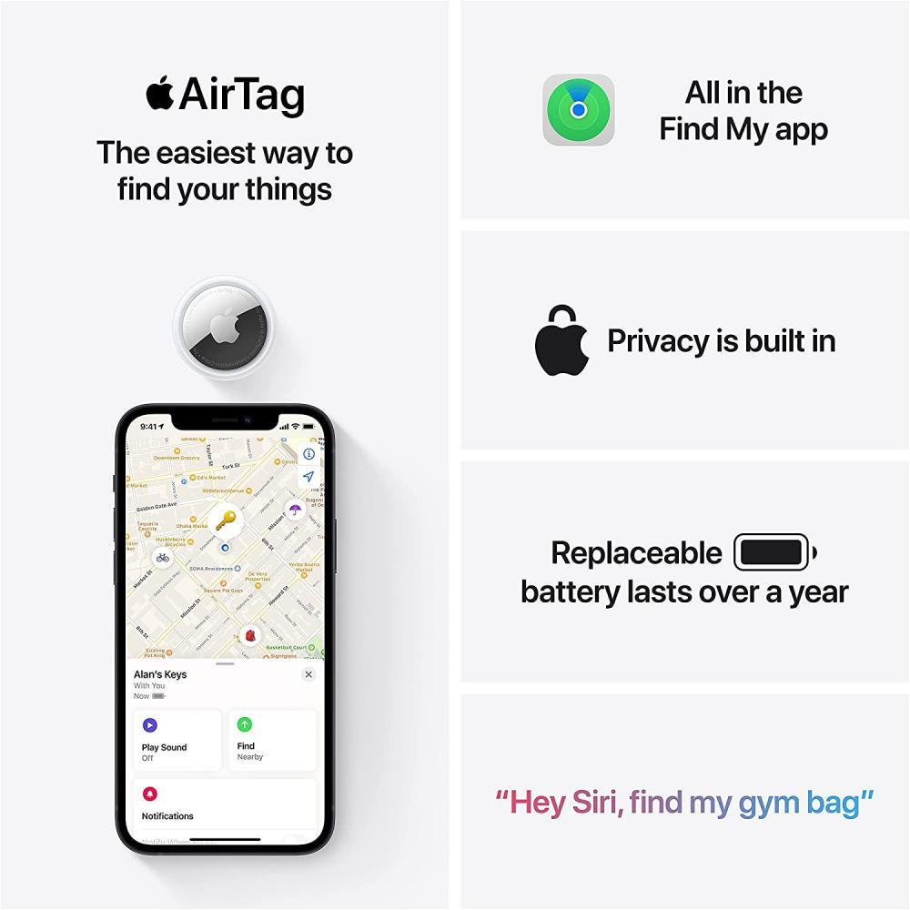 Apple Airtag Anti Lost Alarm Theft Device (1)