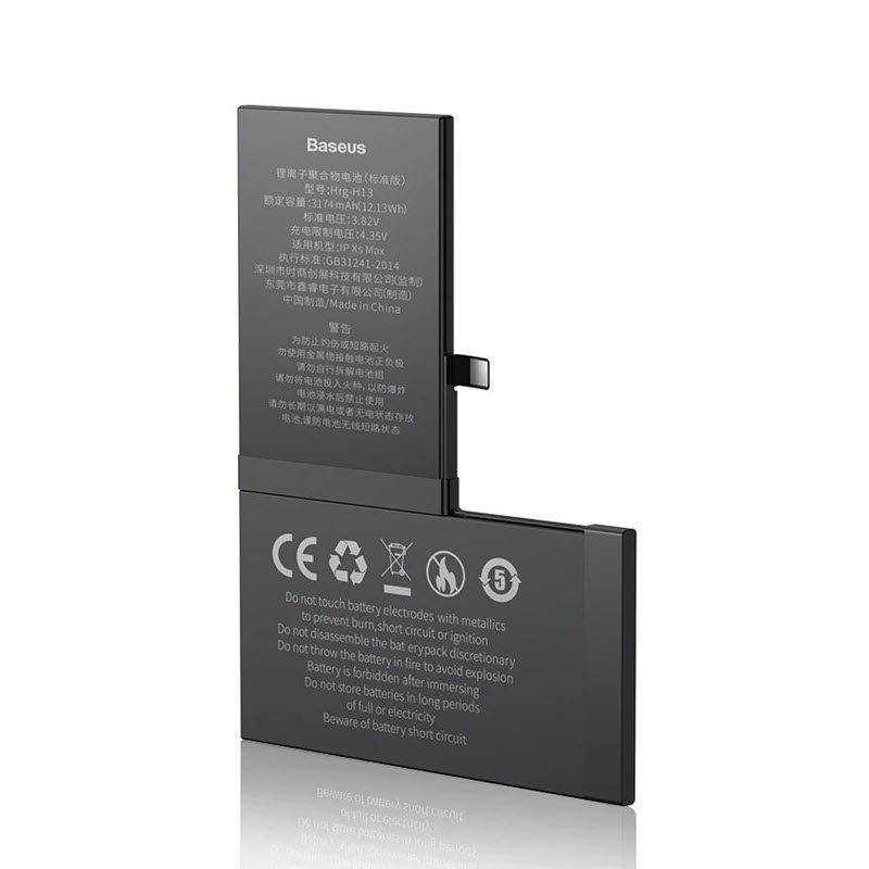 Baseus Original Phone Battery 3174mah For Iphone Xs Max (2)