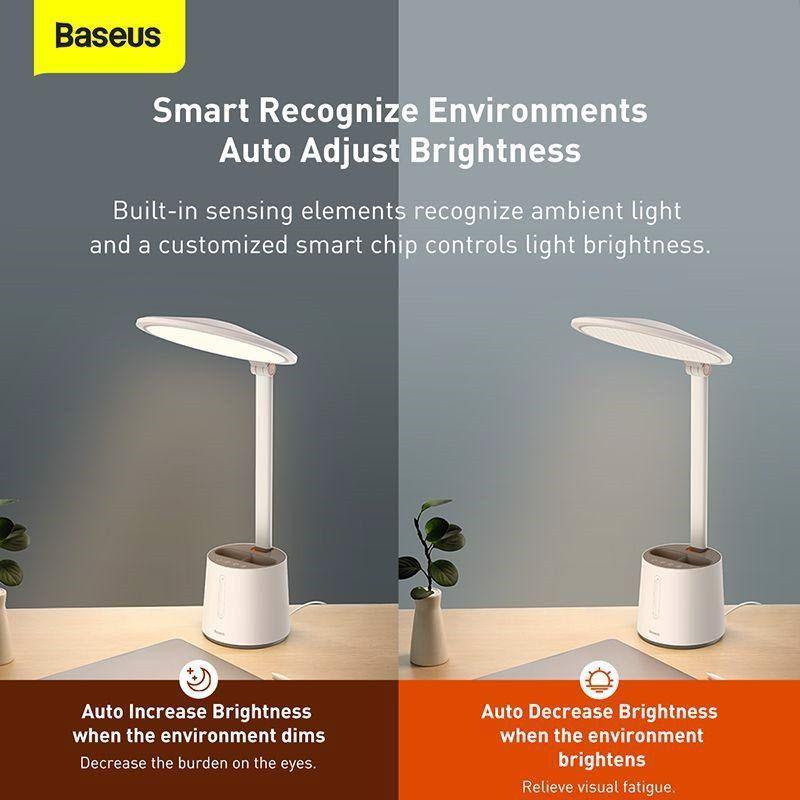 Baseus Smart Eye Series Full Spectrum Double Light Source Aaa Reading And Writing Desk Lamp (4)