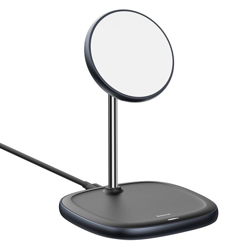 Baseus Swan Magnetic Desktop Bracket Wireless Charger