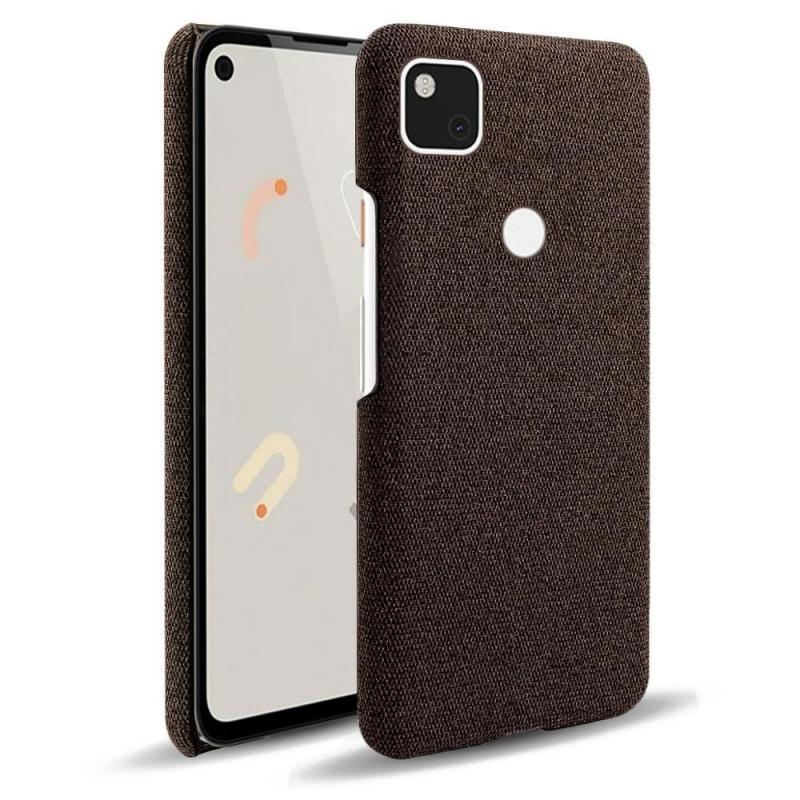 Coque Fabric Antiskid Cloth Texture Case For Google Pixel 4a 5g (6)