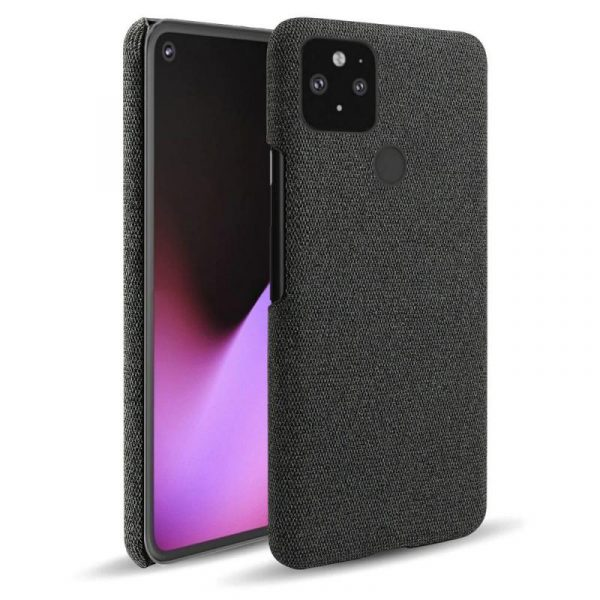 Coque Fabric Antiskid Cloth Texture Case For Google Pixel 4a 5g (7)