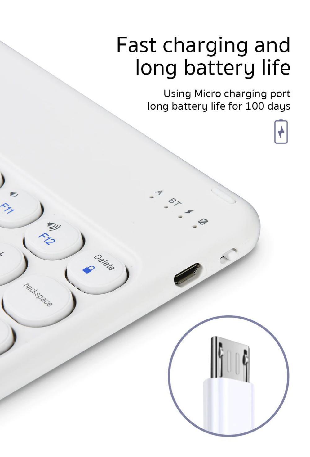 Coteetci Smart Keyboard With Trackpad (3)