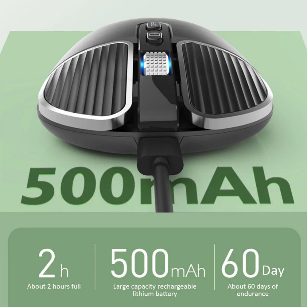 Coteetci Universal Dual Mode Bluetooth Mouse (2)