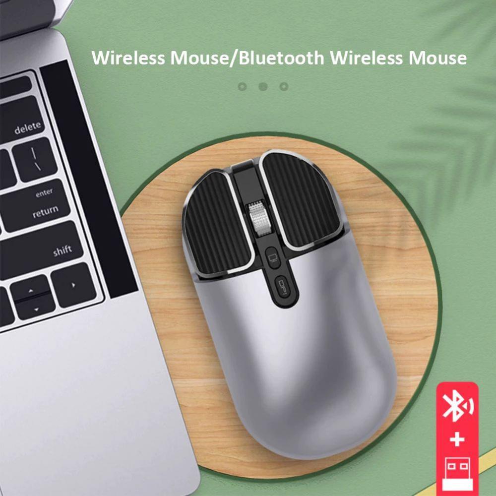 Coteetci Universal Dual Mode Bluetooth Mouse (4)