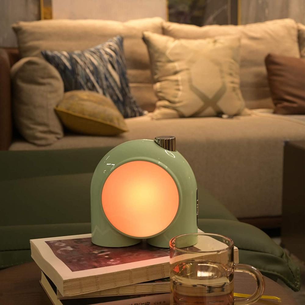 Divoom Planet 9 Table Lamps Dimmable Mood Lighting Light With App Controlled (7)