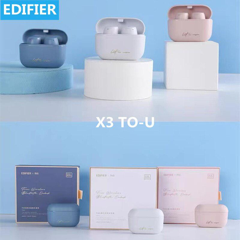 Edifier X3 To U True Wireless Stereo Earbuds Special Edition (5)