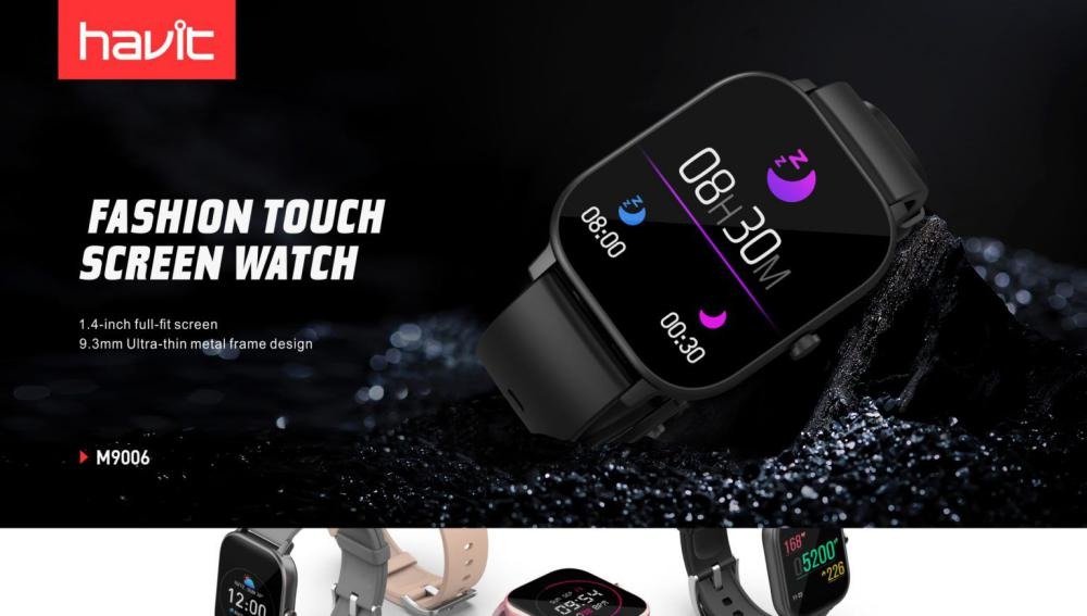 Havit Hv M9006 Smart Watch (2)