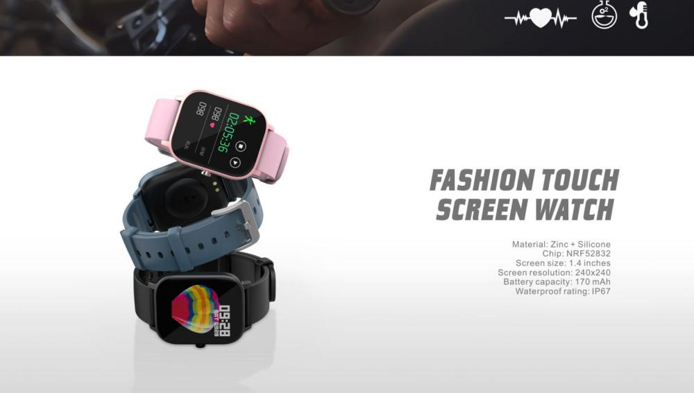 Havit Hv M9006 Smart Watch (4)