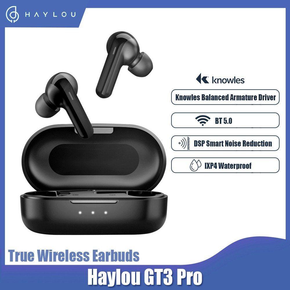 Haylou Gt3 Pro Hybrid Technology Sound Bluetooth Earphones (5)