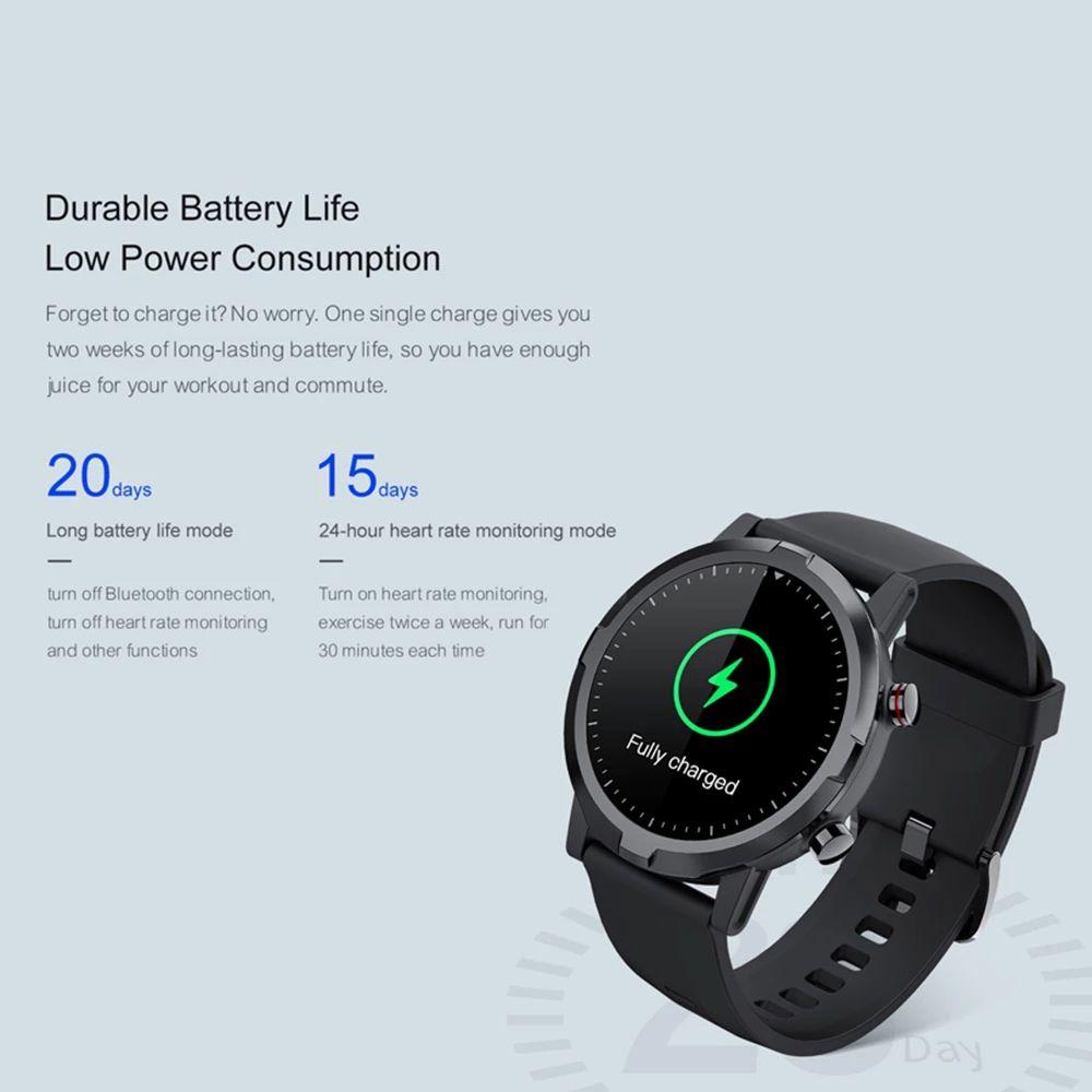 Haylou Rt Ls05s Smartwatch Ip68 Waterproof (3)