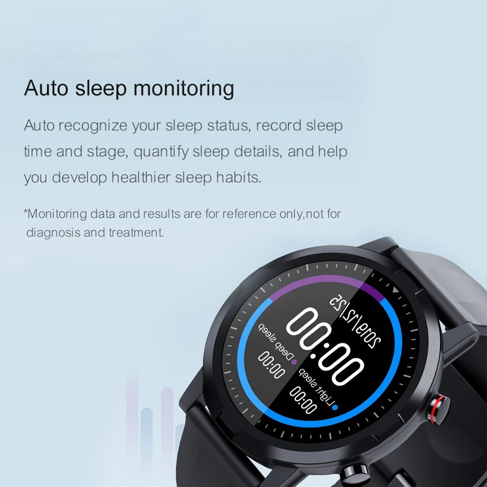 Haylou Rt Ls05s Smartwatch Ip68 Waterproof (4)