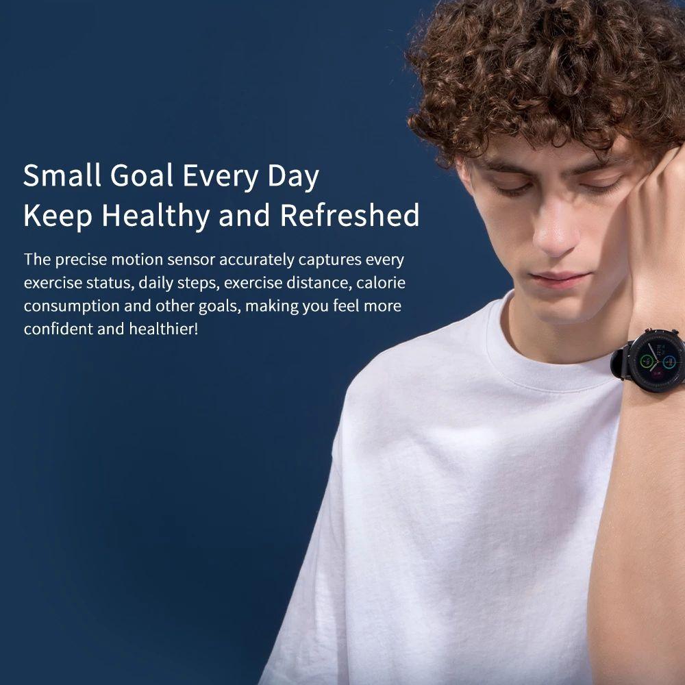 Haylou Rt Ls05s Smartwatch Ip68 Waterproof (5)