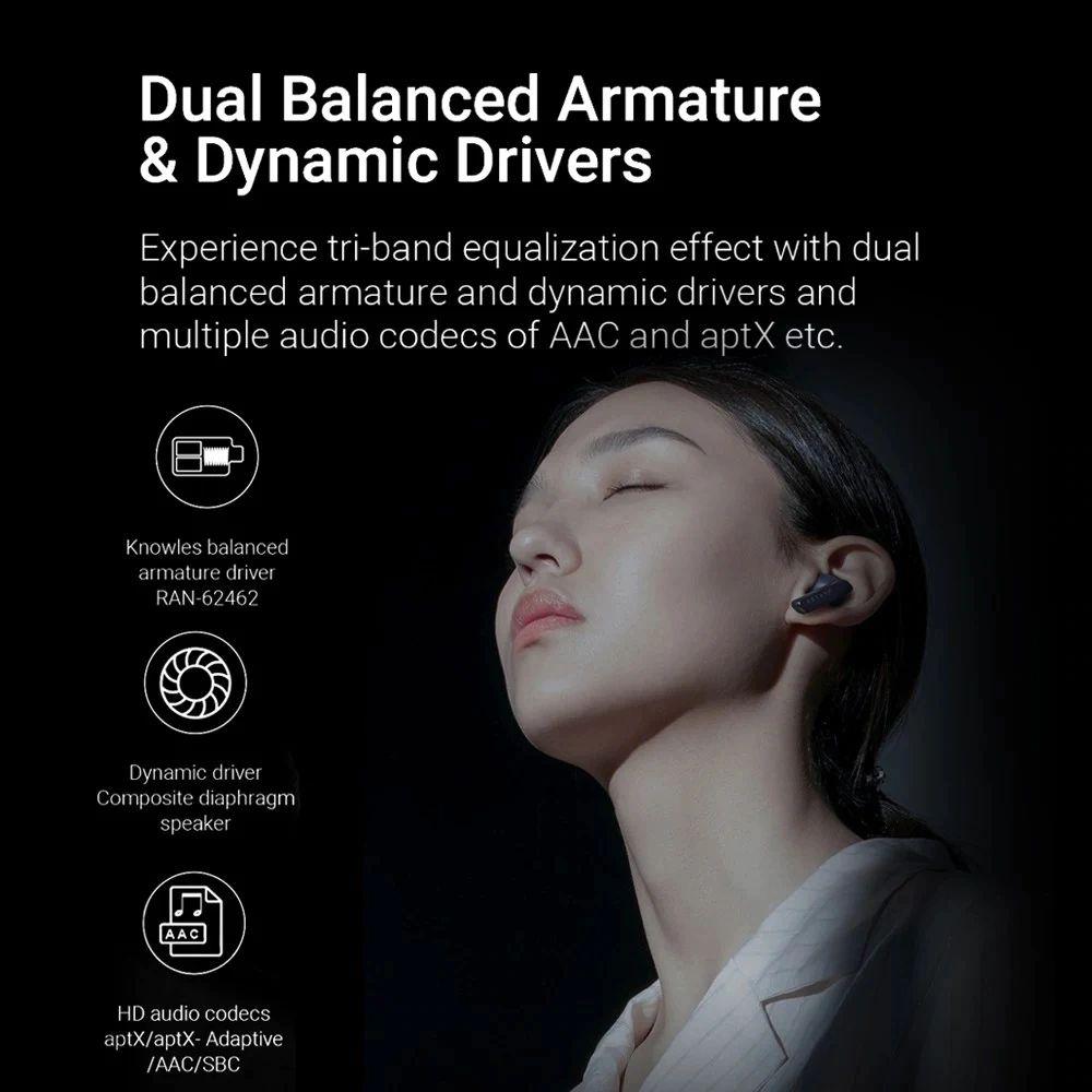 Haylou W1 Tws Bluetooth 5 2 In Ear Earbuds (4)