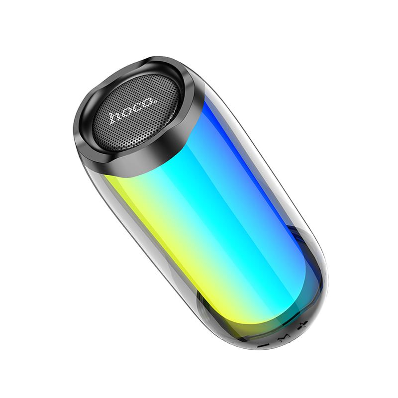 Hoco Hc8 Dazzling Luminous Wireless Bluetooth Speaker (3)
