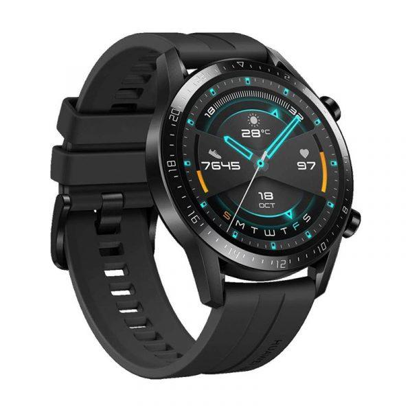 Huawei Watch Gt 2 46 Mm Matte Black (1)
