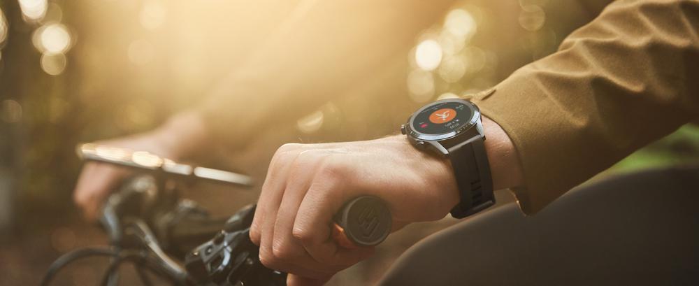 Huawei Watch Gt 2 46 Mm Matte Black (2)