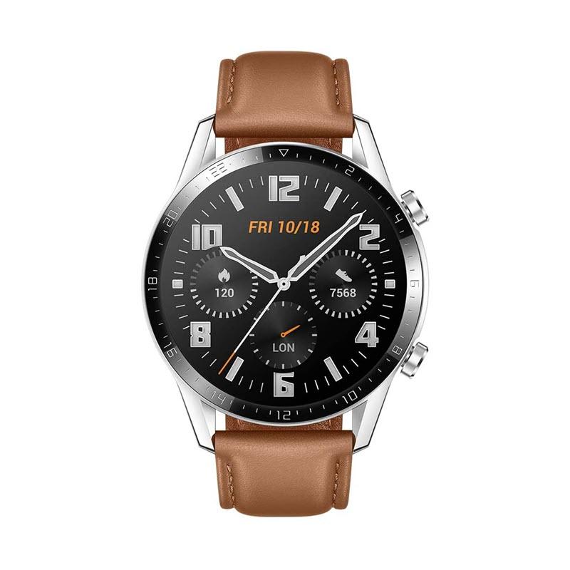 Huawei Watch Gt 2 46 Mm Pebble Brown (1)