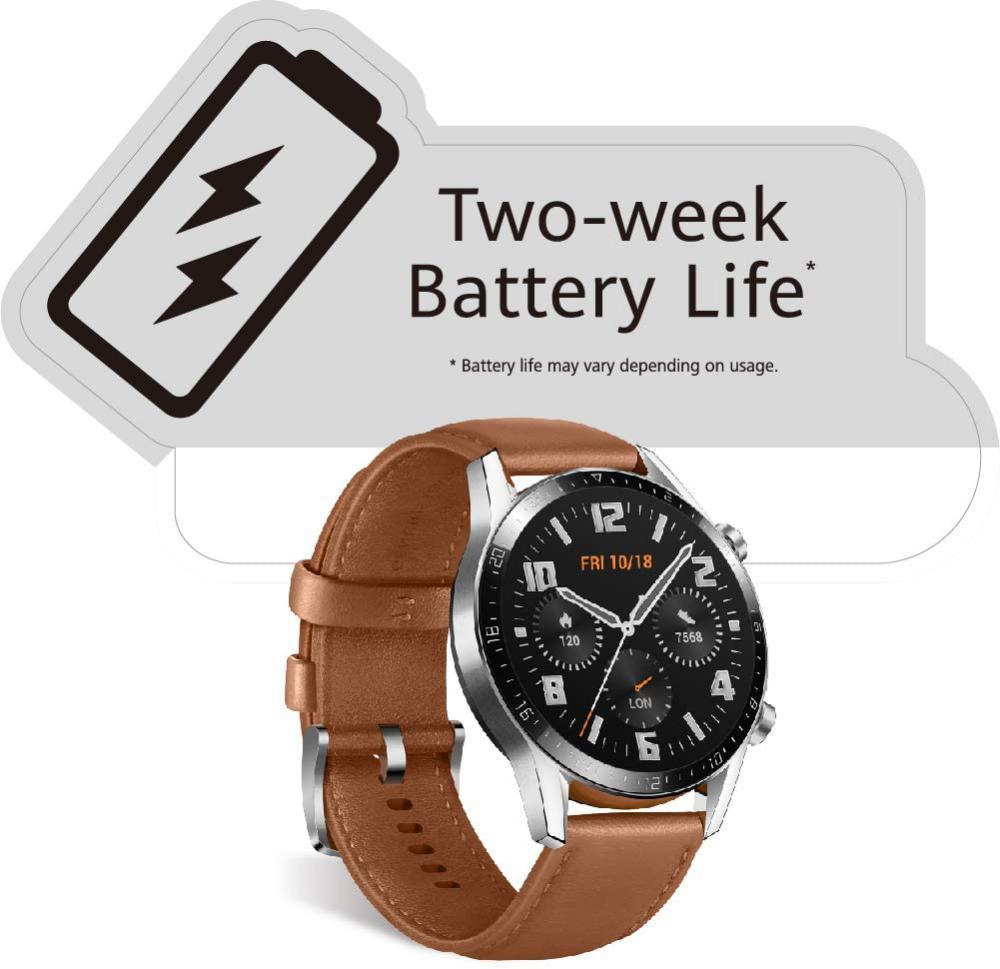 Huawei Watch Gt 2 46 Mm Pebble Brown (4)