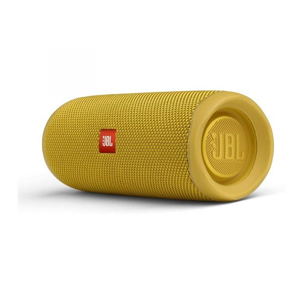 Jbl Flip 5 Waterproof Portable Bluetooth Speaker Yellow (1)