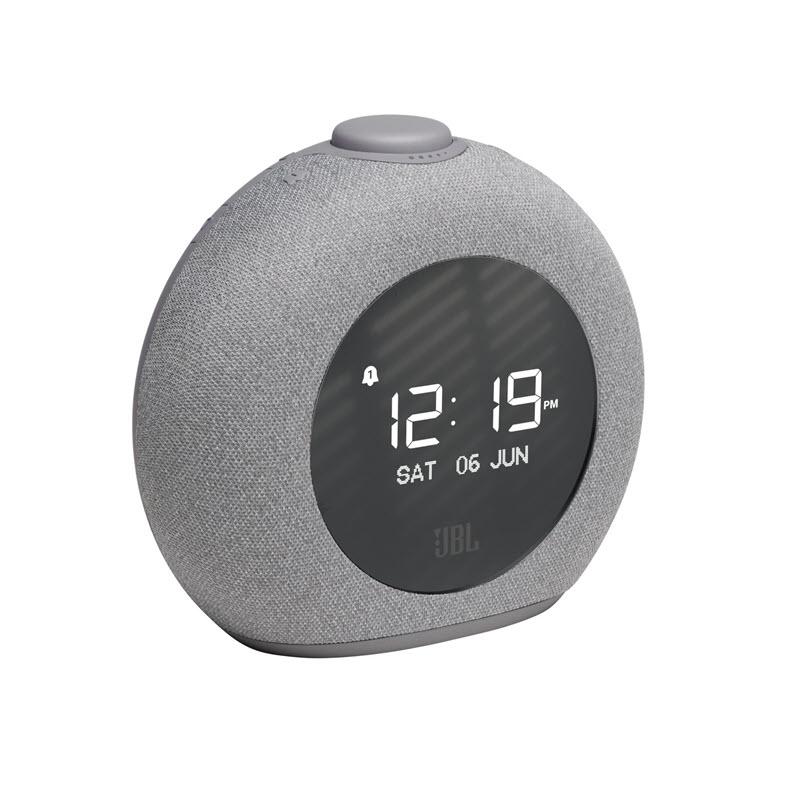 Jbl Horizon 2 Fm Bluetooth Clock Radio Speaker With Fm Grey (1)