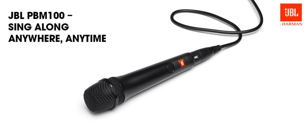 Jbl Pbm100 Wired Dynamic Vocal Microphone With Cable (3)