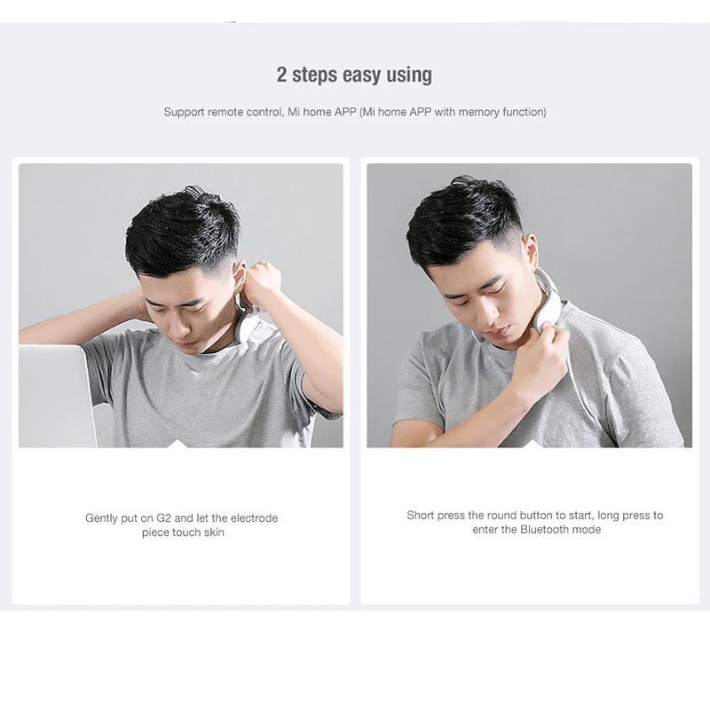 Jeeback Neck Massager G2 Cervical Massager Work With App (7)