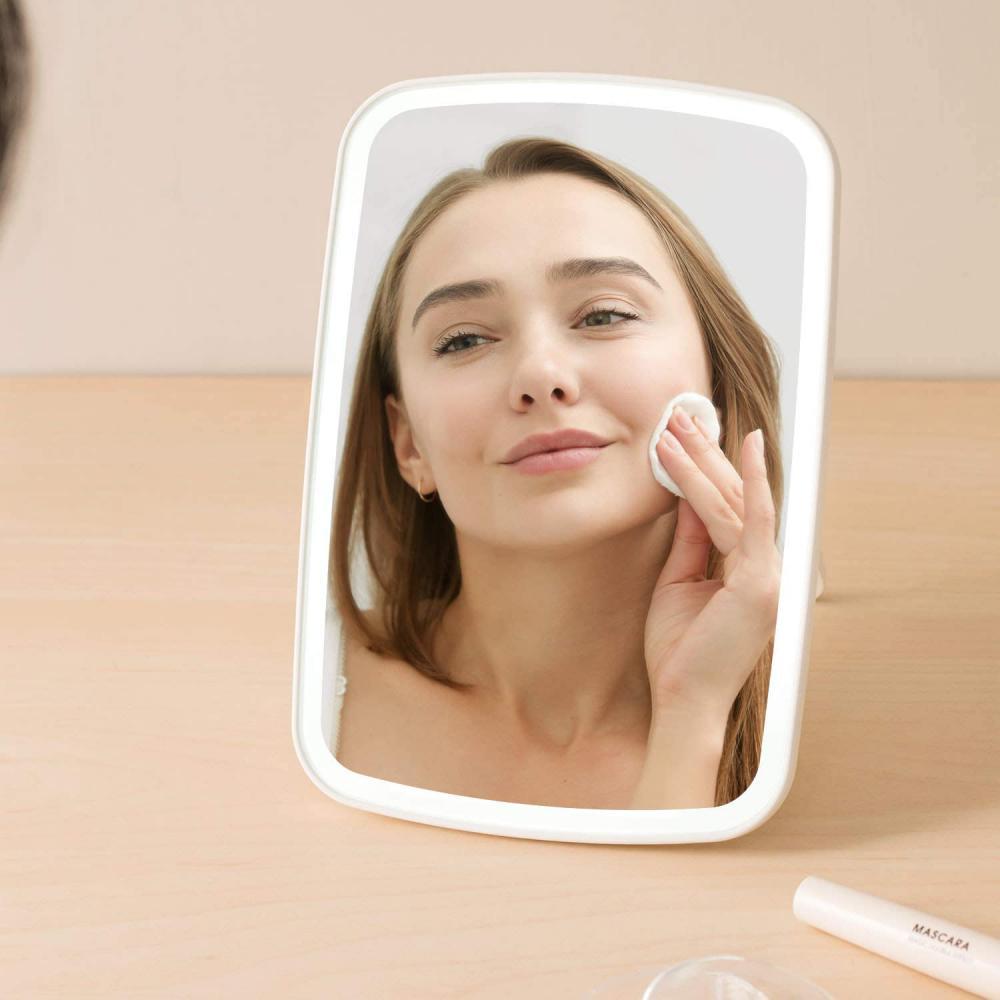 Jordan Judy Makeup Mirror Touch Screen Led Brightness Adjustable Light (6)