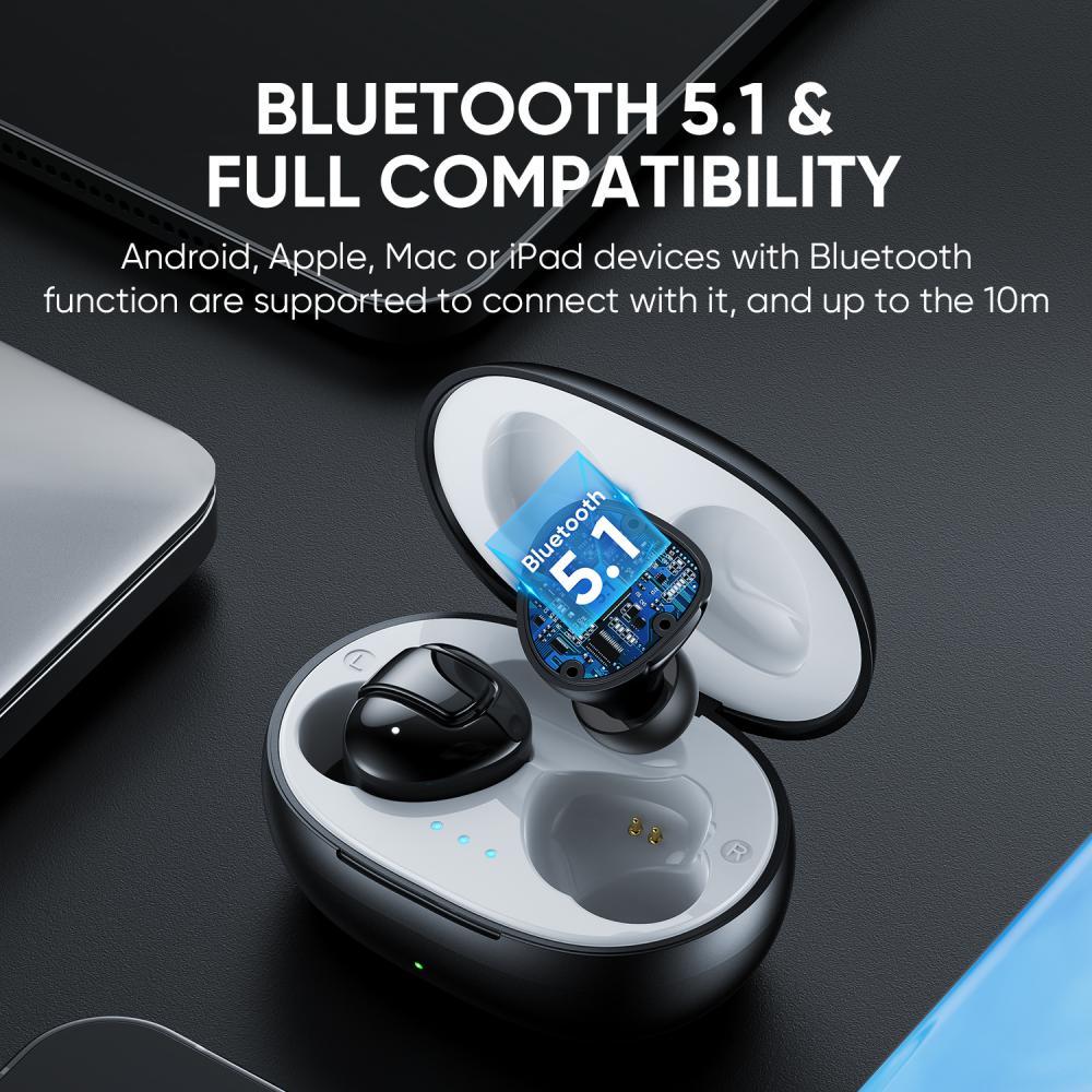 Joyroom Jr Tl10 Mini Tws Bluetooth 5 1 Earphones (3)