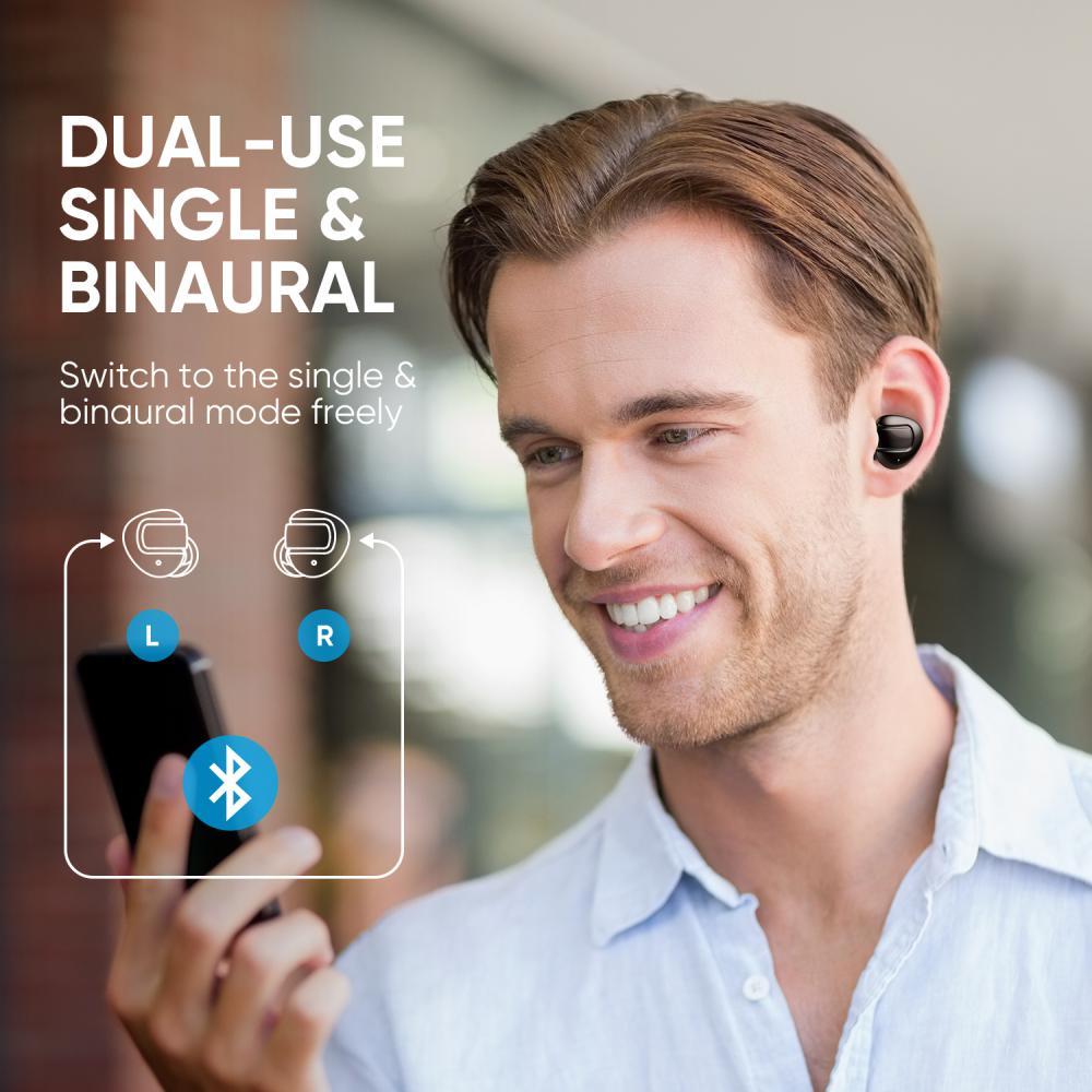 Joyroom Jr Tl10 Mini Tws Bluetooth 5 1 Earphones (5)