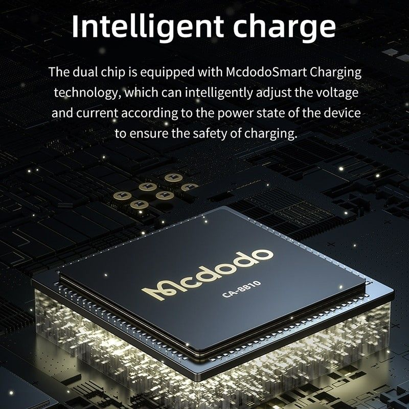 Mcdodo Ca 8810 Lightning Cable Type C Digital Display Pd 20w (5)