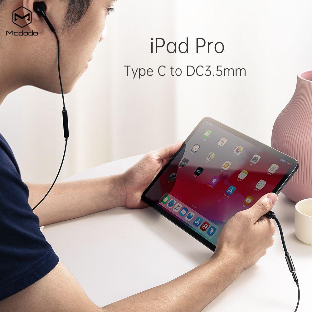 Mcdodo Type C To Dc 3 5mm Audio Converter (1)