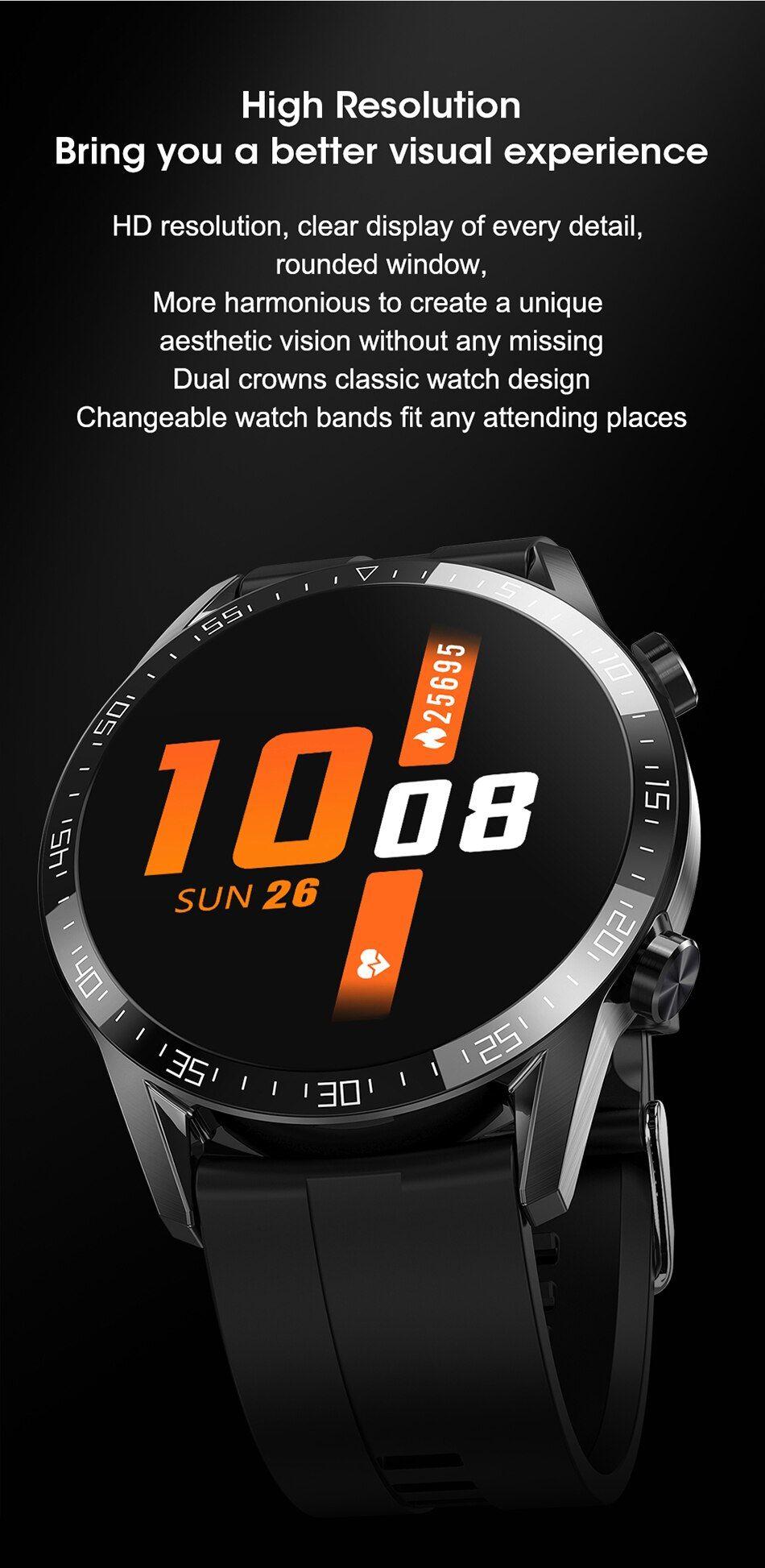 Microwear L13c Smart Watch (1)