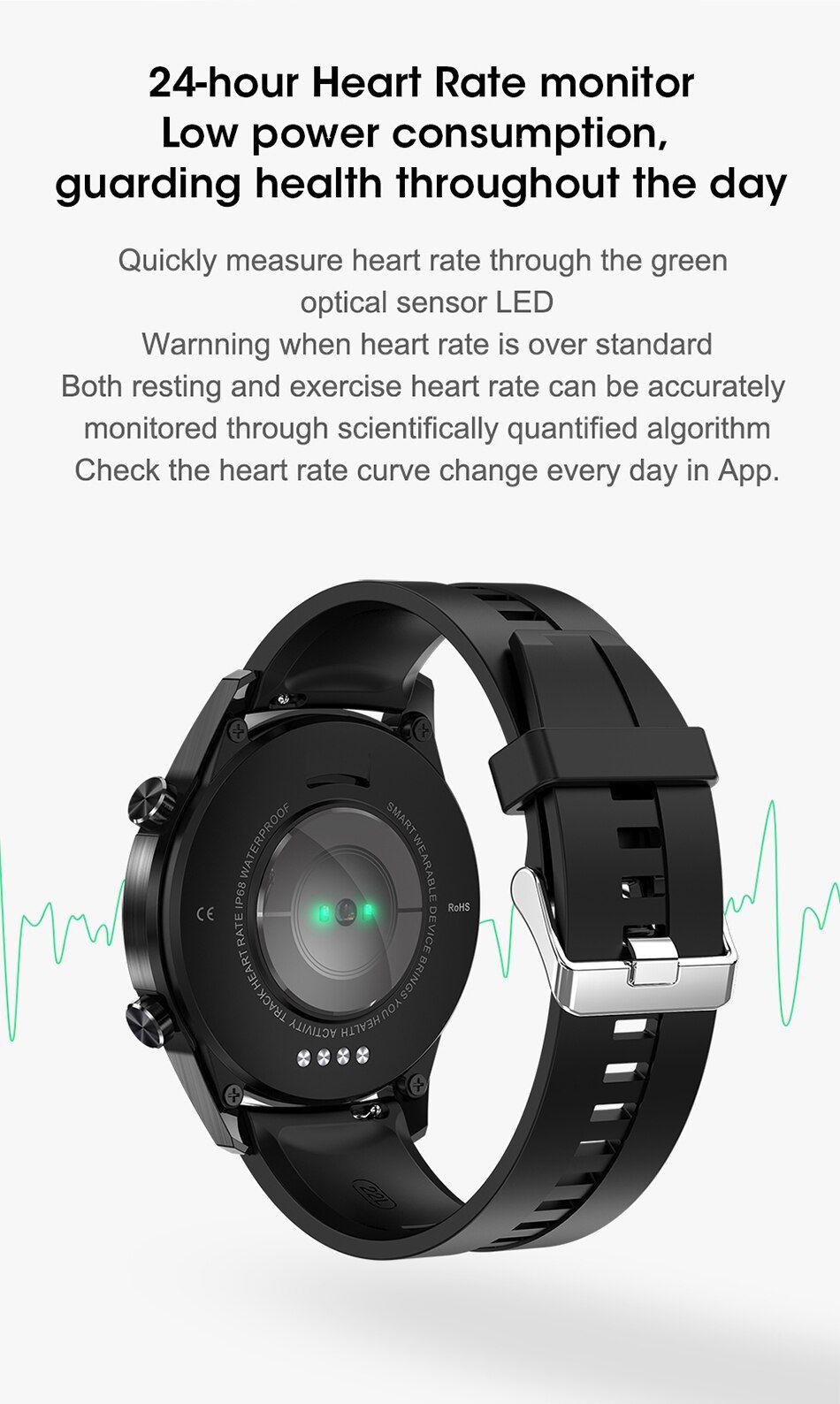 Microwear L13c Smart Watch (2)