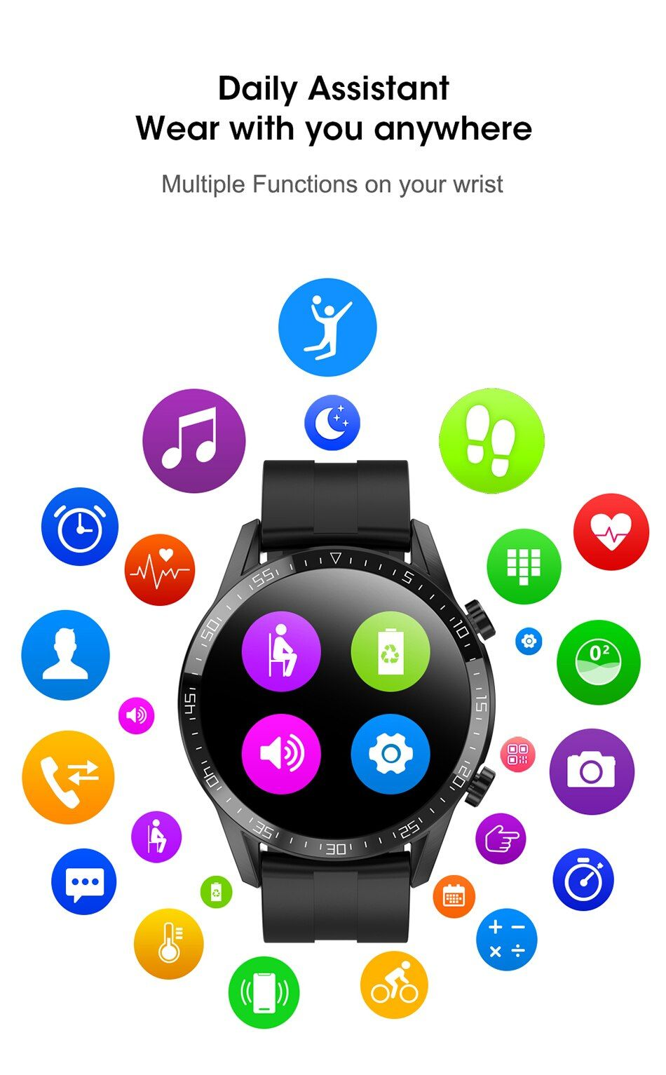 Microwear L13c Smart Watch (3)
