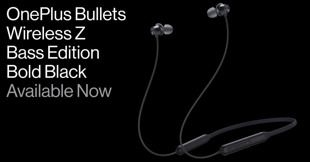 Oneplus Bullets Wireless Z Bass Edition Reverb Red Bold Black (1) 1