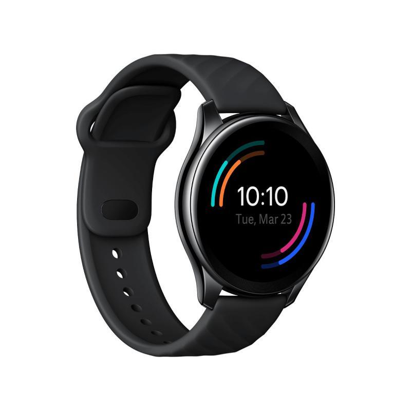 Oneplus Watch Ip68 Water Resistance Smartwatch Midnight Black (6)