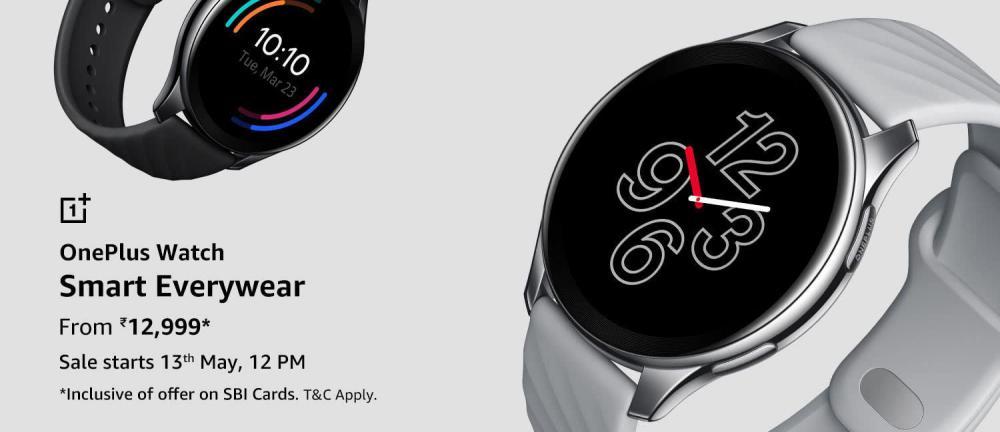 Oneplus Watch Ip68 Water Resistance Smartwatch Midnight Black (7)