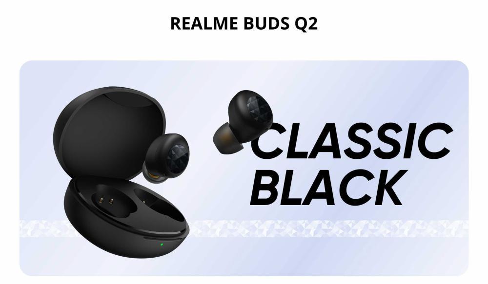 Realme Buds Q2 Tws Earphones 5