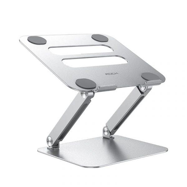 Rock Aluminum Alloy Lifetable Cooling Bracket Laptop Stand (8)