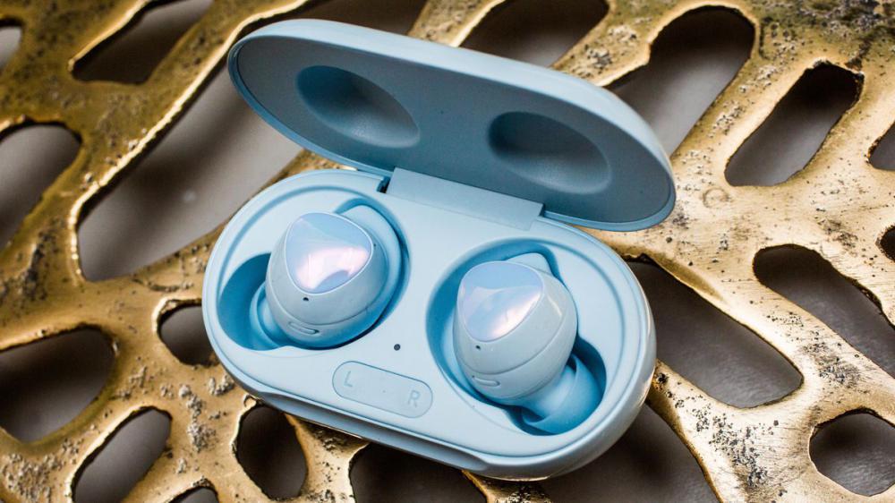 Samsung Galaxy Buds Plus True Wireless Earbuds Blue (2)
