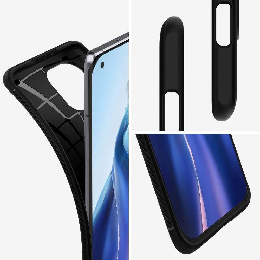 Spigen Rugged Armor Case For Xiaomi Mi 11 (2)