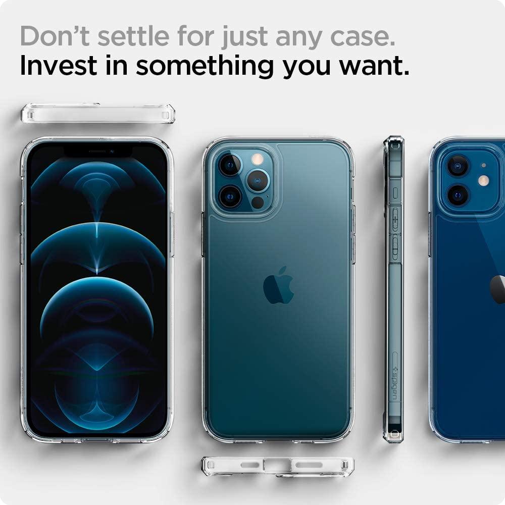 Spigen Ultra Hybrid For Iphone 12 Case (4)