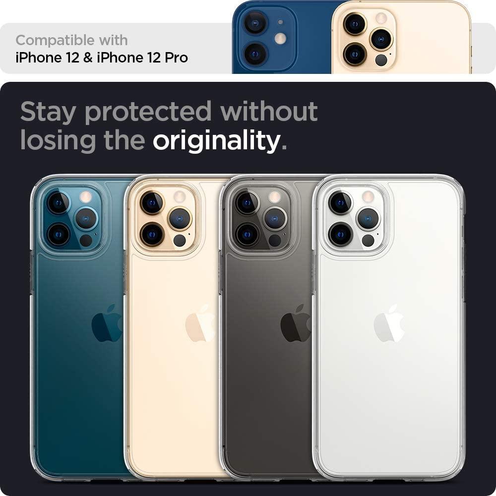 Spigen Ultra Hybrid For Iphone 12 Case (5)