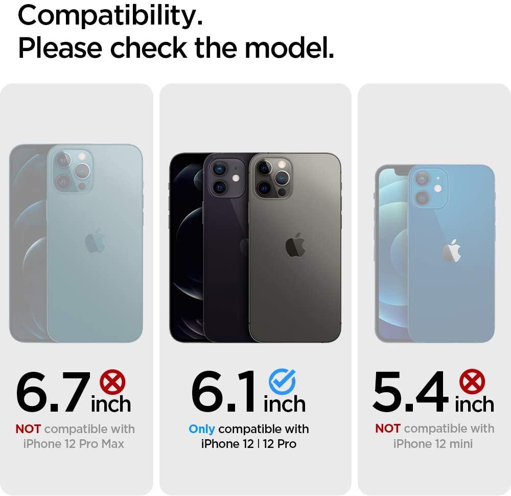 Spigen Ultra Hybrid For Iphone 12 Case (8)